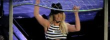 Britney's embarrassing wardrobe malfuntion