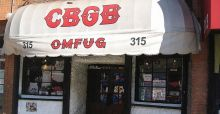 CBGB's remembered in new film