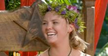 Charlie Brooks crowned Queen of the Jungle