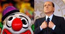 Comedy Friday - Marauding Clowns and Berlusconi's Papal Pardon