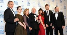Downton Abbey wins best drama at National Television Awards