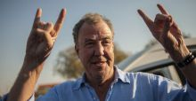 Jeremy Clarkson signs a £10-million contract a year with Amazon