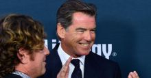 Pierce Brosnan was caught with knife at airport because he needed to keep pencils sharp
