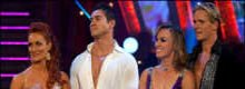 Martina Hingis booted off Strictly Come Dancing