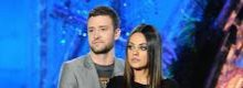 The Timberlake and Kunis show