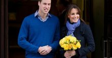 Royal baby bump blunder on TV show