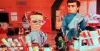 Jack Klugman and Gerry Anderson die