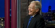 Cameron takes on Letterman and gets scorched