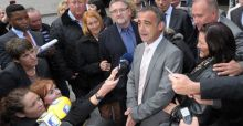 Michael Le Vell cleared by jury of assault allegations