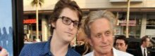 Michael Douglas's son sent to slammer
