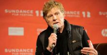 Redford blasts David Cameron