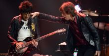 Rolling Stones to headline Glastonbury