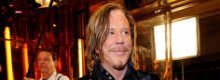 The world in mourning as Mickey Rourke's dog dies
