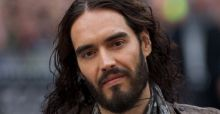 Russell Brand subverts MSNBC in style as chat show hosts self destruct