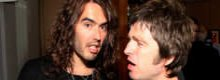 Russell Brand's & Noel Gallagher's new radio show