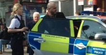 Eric Cantona arrested after paparazzi fracas in London
