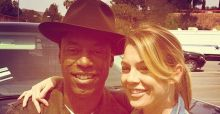 Burke is Back! Isaiah Washington returns for guest appearance on Grey's Anatomy