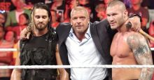 Seth Rollins turns heel in shocking fashion on Raw and betrays Shield partners to join Evolution