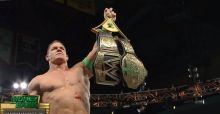 John Cena becomes WWE World Champion for 15th time after Money in the Bank victory