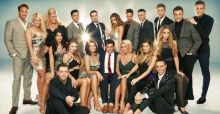 TOWIE cast evacuated from Halloween party due to suspected fire