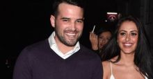 Ricky Rayment and Marnie Simpson in crossover reality TV show relationship