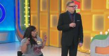 Contestant in Wheelchair wins a treadmill on The Price is Right