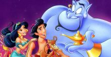 Fan Theory about the Genie in the 1990's film Aladdin turns out to be true