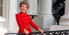 10 Facts about Nancy Reagan, former First Lady of US President Ronald Reagan
