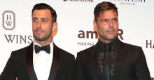 Woman pays £63,000 to kiss Ricky Martin
