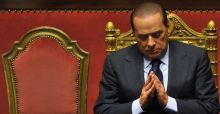Is Berlusconi heading to South Africa to avoid prison time?
