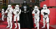 Star Wars VII brings the Force back to the UK