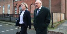 Stuart Hall admits 14 assault charges and faces jail