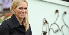 Zara Phillips expecting first child