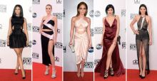 Best dressed celebs at American Music Awards 2014 red carpet | Photo Gallery