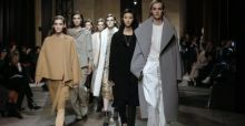 Coats trend for autumn winter 2014 2015 including Chanel, Christian Dior and Hermès proporsals