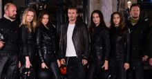 David Beckham launches Belstaff flagship store in London - Photo Gallery