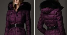Burberry's 2013-2014 Fall and Winter puffer quilted coats and jackets - Photo Gallery