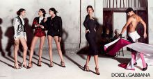 Dolce and Gabbana presents its new campaign for summer 2015 | Photo Gallery