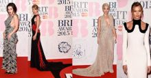 Best dressed celebrities at the Brit Awards 2015 | Photo Gallery