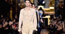 Stella McCartney's collection for fall winter 2015 at Paris Fashion Week   Photo Gallery