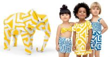 Diane Von Furstenberg 2013 collection for Gap Kids and baby Gap - Photo Gallery