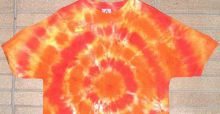 How to make a tie dye shirt