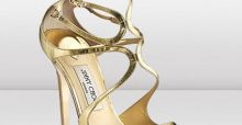 Jimmy Choo 2013 Spring and Summer sandal collection - Photo Gallery