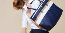 Handbags by Lacoste for this spring summer 2015 | Photo Gallery
