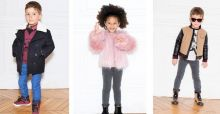 Little Marc Jacobs collection for autumn winter 2014 2015