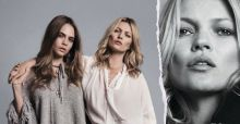 Cara Delevingne  and Kate Moss for Mango | autumn 2015