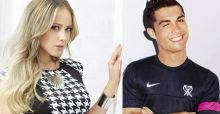 Vanessa Huppenkothen best photos | New Cristiano Ronaldo's girlfriend?