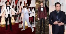 Best dressed men at 2015 Oscars Awards | Photo Gallery