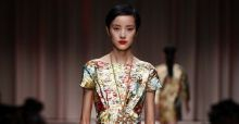 Moschino unveils 2014 Spring and Summer women pre-collection in Shanghai - Photo Gallery