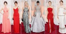 Best dressed celebrities at 2015 Oscars Awards | Photo Gallery
